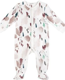 FW18 Pyjama Manches Longues Blanc - Miles Baby
