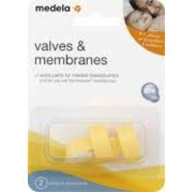 Medela Valve & Membrane set