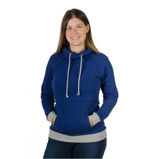 Clothing universal breast openings to ensure discreet and comfortable breastfeeding
