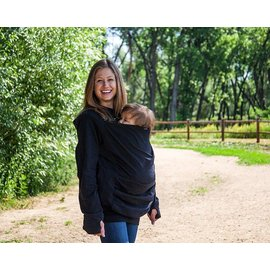 Mom items Boba Hoodie<br /> The Stylish Way to Cover Your Baby Carrier