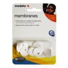 pump parts Medela Membranes 6 pack retail