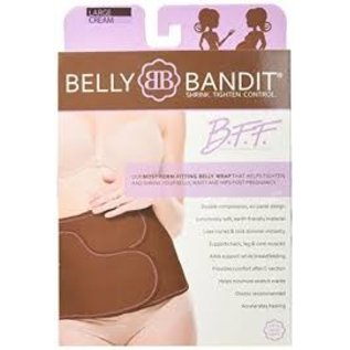 Mom items B.F.F. Belly Bandit Postpartum Support