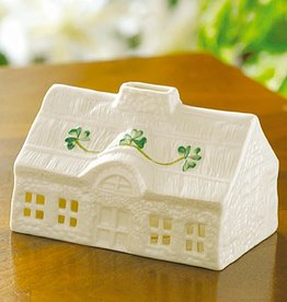 CANDLES BELLEEK THATCHED COTTAGE VOTIVE