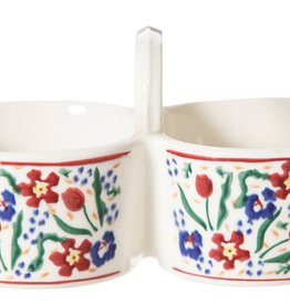 KITCHEN & ACCESSORIES NICHOLAS MOSSE DOUBLE DIPPER - WILD FLOWER