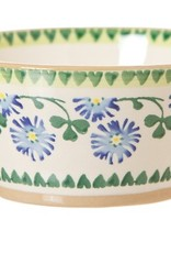 KITCHEN & ACCESSORIES NICHOLAS MOSSE SMALL ANGLED BOWL - CLOVER