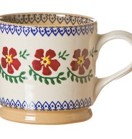 KITCHEN & ACCESSORIES NICHOLAS MOSSE LARGE MUG - OLD ROSE