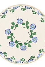 """KITCHEN & ACCESSORIES NICHOLAS MOSSE 9"""" FOOTED CAKE PLATE - CLOVER"""