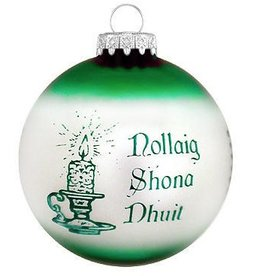 ORNAMENTS IRISH CHRISTMAS CUSTOM ORNAMENT