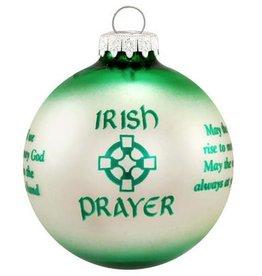 ORNAMENTS IRISH PRAYER ORNAMENT