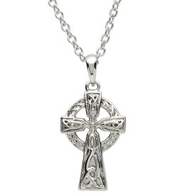 CROSSES PlatinumWare CELTIC CROSS