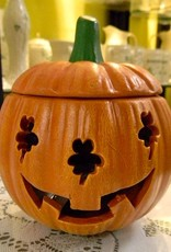 HALLOWEEN MEDIUM LIGHTED PUMPKIN