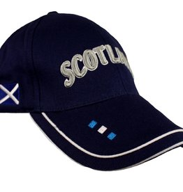 CAPS & HATS SCOTLAND LUX BASEBALL CAP