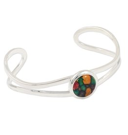 BRACELETS & BANGLES HEATHERGEM LOOP BANGLE