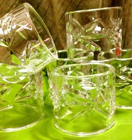 TEAPOTS, MUGS & ACCESSORIES GALWAY CRYSTAL NAPKIN RINGS