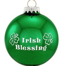 ORNAMENTS IRISH BLESSING ORNAMENT