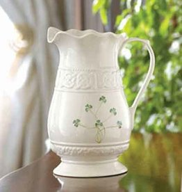TEAPOTS, MUGS & ACCESSORIES BELLEEK TARA PITCHER