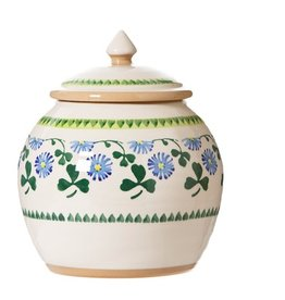 KITCHEN & ACCESSORIES NICHOLAS MOSSE COOKIE JAR - CLOVER