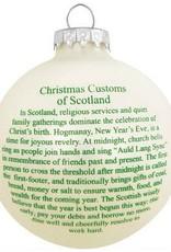 Ornaments scottish customs greeting ornament irish crossroads ornaments scottish customs greeting ornament m4hsunfo