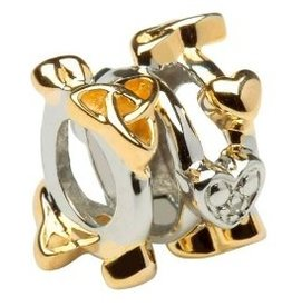 BEADS TARA'S DIARY DIAMOND TRINITY WEAVE BEAD