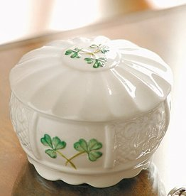 GIFTWARE BELLEEK NADINE TRINKET BOX