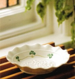 PLATES, TRAYS & DISHES BELLEEK TARA ACCENT DISH