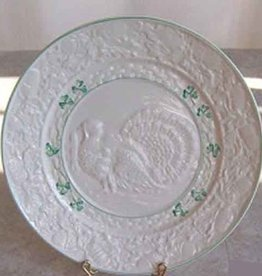 PLATES, TRAYS & DISHES BELLEEK THANKSGIVING PLATE