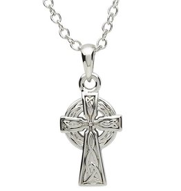 CROSSES PlatinumWare SMALL CELTIC CROSS