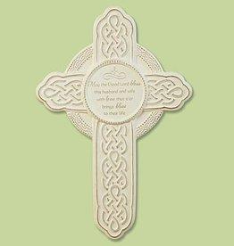 CROSSES IRISH WEDDING CROSS