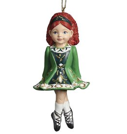 ORNAMENTS IRISH DANCER ORNAMENT