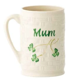 TEAPOTS, MUGS & ACCESSORIES BELLEEK MUM MUG