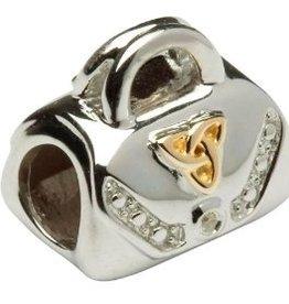 BEADS TARA'S DIARY DIAMOND TRINITY PURSE BEAD