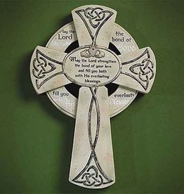 WEDDING GIFTS IRISH WEDDING CROSS