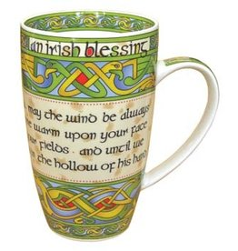 KITCHEN & ACCESSORIES CELTIC WEAVE 'IRISH BLESSING' MUG