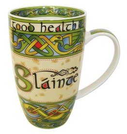 KITCHEN & ACCESSORIES CELTIC WEAVE 'SLAINTE' MUG