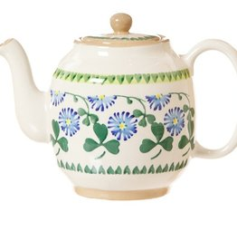 KITCHEN & ACCESSORIES NICHOLAS MOSSE TEAPOT - CLOVER