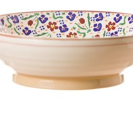 KITCHEN & ACCESSORIES NICHOLAS MOSSE FRUIT BOWL - WILD FLOWER
