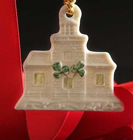 ORNAMENTS BLACKSOD LIGHTHOUSE BELLEEK ORNAMENT