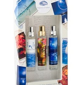 FRAGRANCES INIS/CARU/MOONLIGHT PERFUME SAMPLER