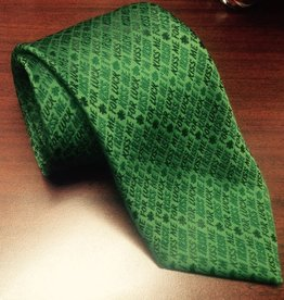 "ACCESSORIES ""KISS ME I'M IRISH"" NECK TIE"