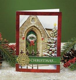 "HOLIDAY ""IRISH CHRISTMAS BLESSINGS"" CHRISTMAS CARD PACK"