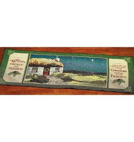 "HOLIDAY DECOR ""CHRISTMAS BLESSINGS"" TABLERUNNER"