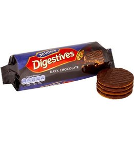 COOKIES & BISCUITS McVITIES DARK CHOCOLATE DIGESTIVES