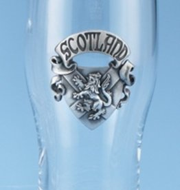 BAR SCOTLAND PINT GLASS