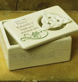 DECOR TRINITY TRINKET BOX
