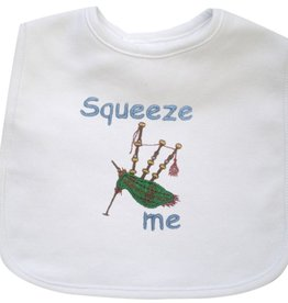 "BABY ACCESSORIES ""SQUEEZE ME"" BIB"