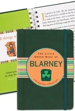 NOVELTY LITTLE GREEN BOOK OF BLARNEY
