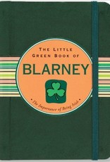 NOVELTY LITTLE GREEN BOOK OF BLARNEY