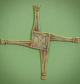CROSSES ST. BRIGIDS WALL CROSS & CARD