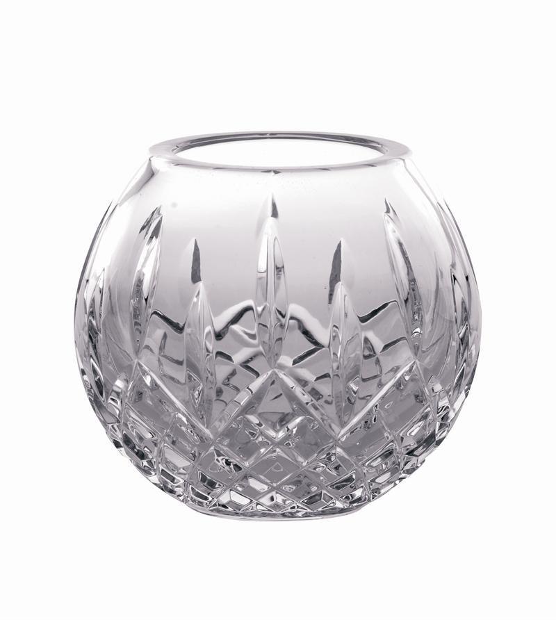 Vases Bowls Galway Crystal Longford Rose 4 Bowl Irish Crossroads