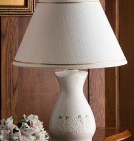 DECOR BELLEEK SHAMROCK LACE LAMP